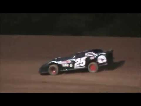 Brett McDonald Heat Race Lernerville Speedway 6/30/17