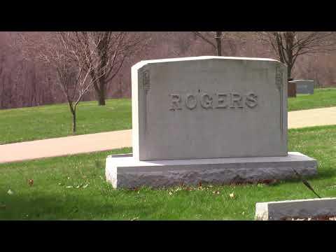 Mr Roger's Grave
