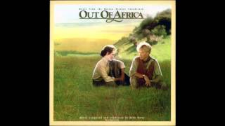 Out of Africa OST - 07. Flying Over Africa
