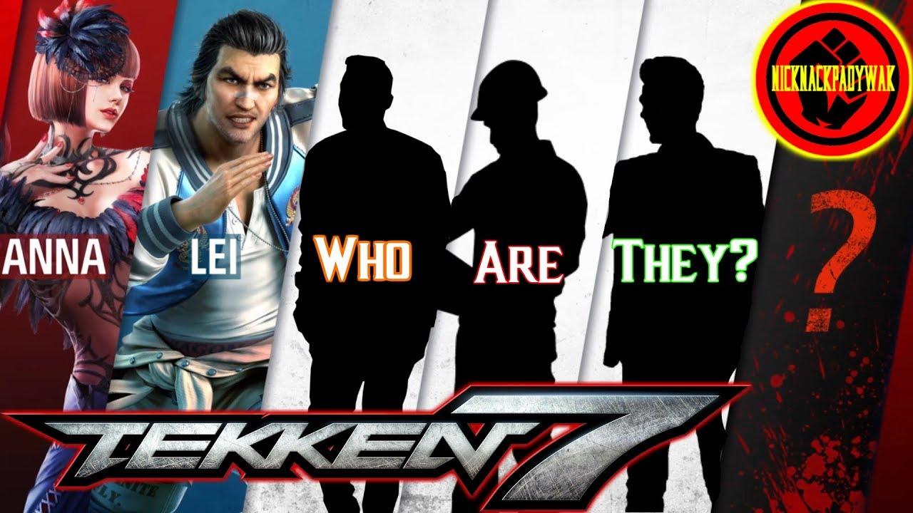 tekken 7 season 2 characters