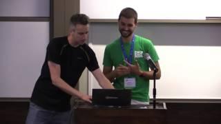 Scikit image: Image Analysis in Python Intermediate   SciPy 2016 Tutorial   Stefan van der Walt