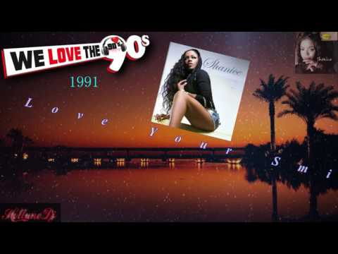 Shanice   I Love Your Smile    Remix   1991