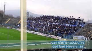 Brescia-Novara, i precedenti. #ForzaBrescia