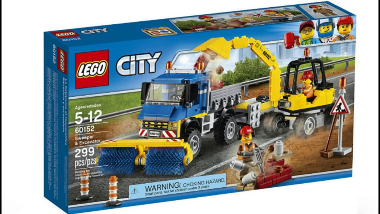 Lego News: New Lego City 2017 Winter Sets Official Images ...
