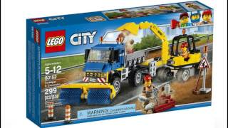 Lego News: New Lego City 2017 Winter Sets Official Images (pizza van, airplanes)....