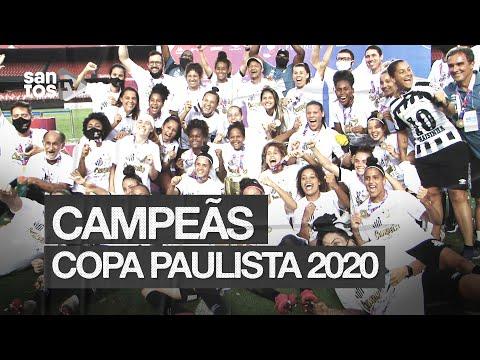 SEREIAS SÃO CAMPEÃS DA COPA PAULISTA 2020