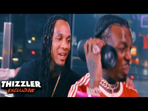 Money Magiic ft. Sauce Walka, Pooh Hefner  Shinin' On 'Em Exclusive Music Video Thizzler.com