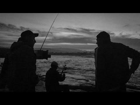 Рыбалка на каспийском море в дербенте