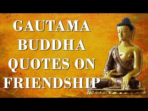 Amazing Buddha Quotes On Friendship - Buddha Quotes - Gautam Buddha Quotes - Buddha - Buddhism