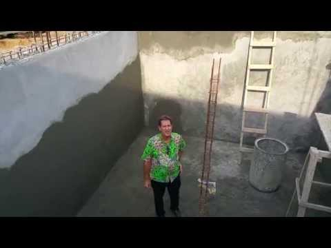 Gabon Advanced School of Theology - The Water Cistern is Done !