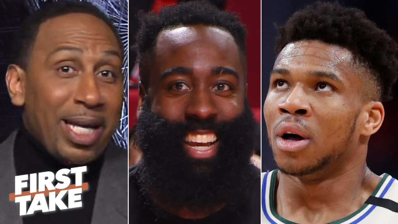 James Harden appears to clap back at Giannis Antetokounmpo