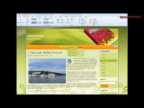 Hướng dẫn thiết kế website trong 30 phút