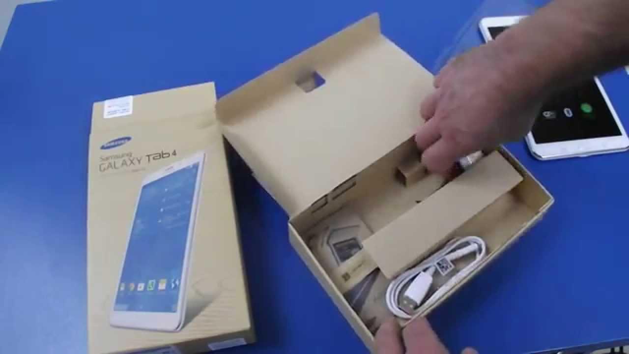 Samsung Galaxy Tab 4 10.1 T531 - большой планшет с поддержкой 3G .