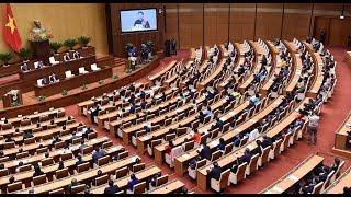 Kỳ họp thứ 8 Quốc hội khóa XIV chính thức khai mạc
