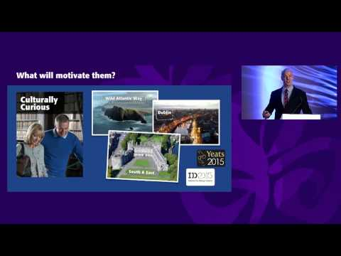 Tourism Ireland Marketing Plans 2015, Dublin