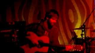 Neil Halstead- Tied To You- Doug Fir Lounge- Portland,OR 2012-10-20