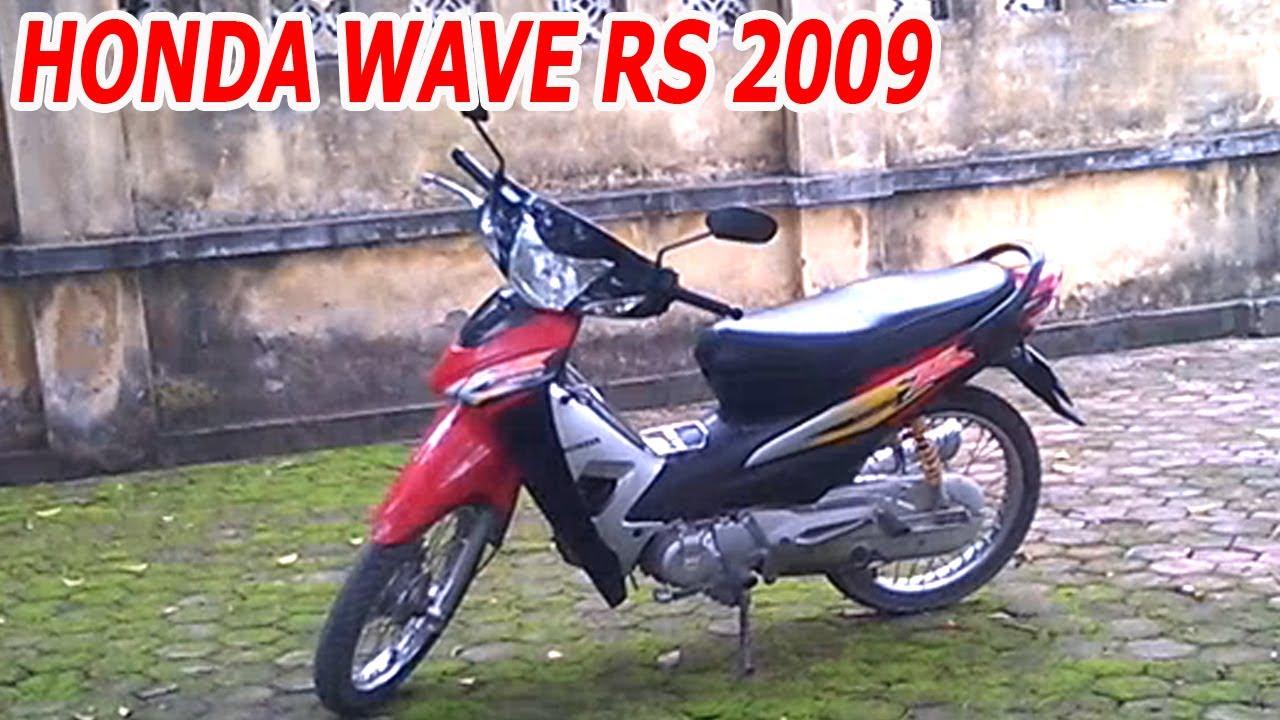 Honda Wave RS 2009 - Vang bóng một thời | Lucky Luan