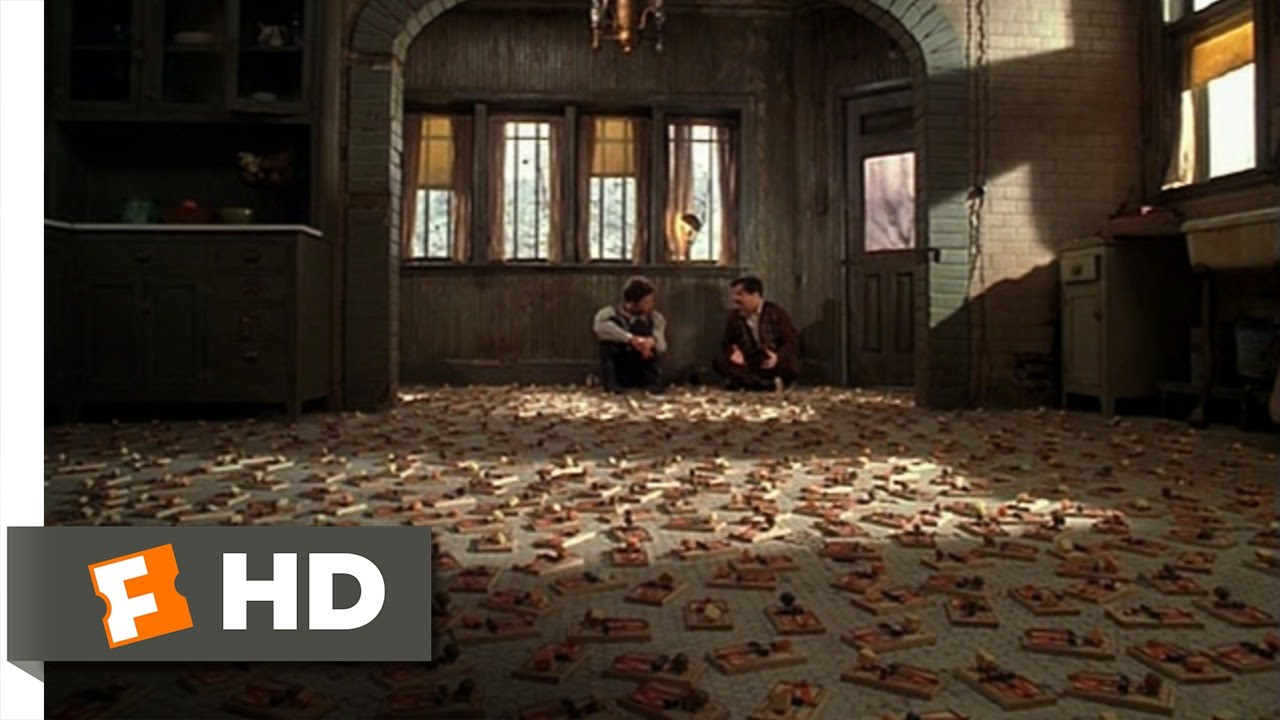 Mouse Traps Mousehunt 3 10 Movie Clip 1997 Hd Youtube