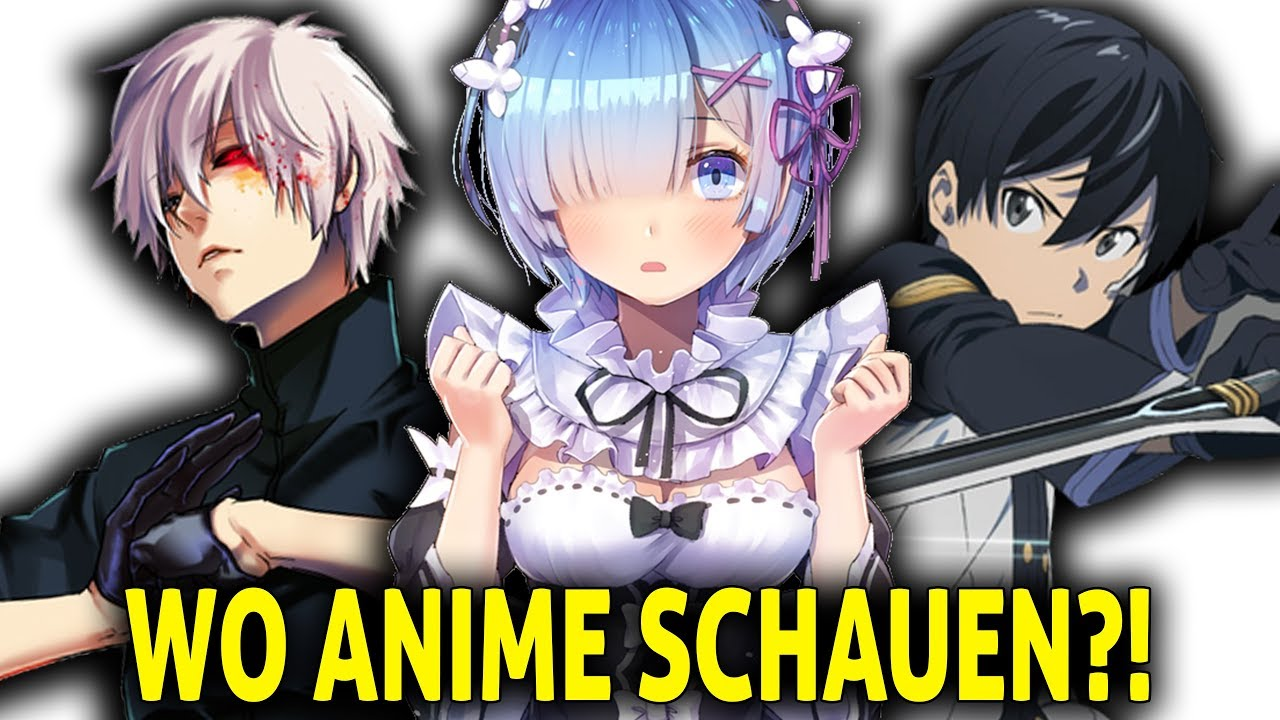 Anime Schauen Legal