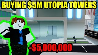 BUY NG the MOST EXPENS VE 5 M LL ON APARTMENT  Roblox Mad City