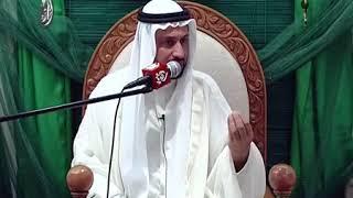 السيد مصطفى الزلزلة - قيصر يسأل أبو سفيان عن النبي محمد صلى الله عليه وآله وسلم