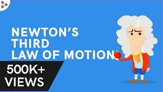 Скачать Physics Newton S Third Law Of Motion