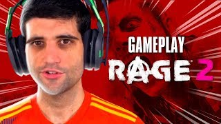 Primeiro gameplay, jogo apocalíptico, RAGE 2, muito IRADO thumbnail