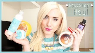 The Body Shop Fall Haul ♡ STEFY PUGLISEVICH
