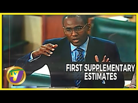 1st Supplementary Estimate Budget Tabled: $33 Billion More   TVJ News - Sept 28 2021
