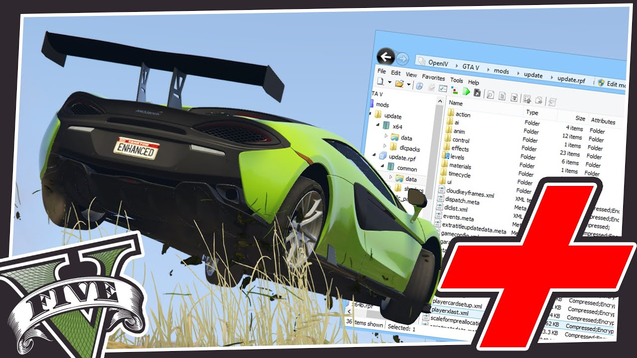 HOW TO INSTALL ADDON CAR MODS IN GTA 5
