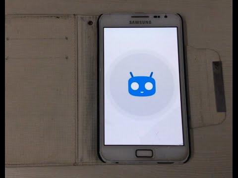 How to Install New CyanogenMod 12 Boot Animation On Rooted Android Phone