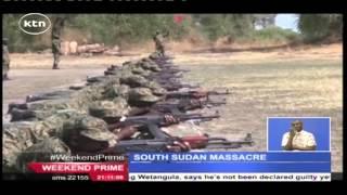 South Sudan massacre leaves  80 people dead among them 57 children