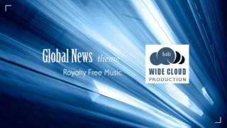 Global News Broadcast - Royalty Free Background Music