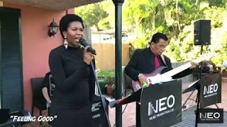 "Neo Music Production - ""Feeling Good"" Hong Kong Jazz Music Wedding Live Band"