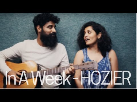 In A Week - Hozier : : Curls And Beards Acoustic Cover