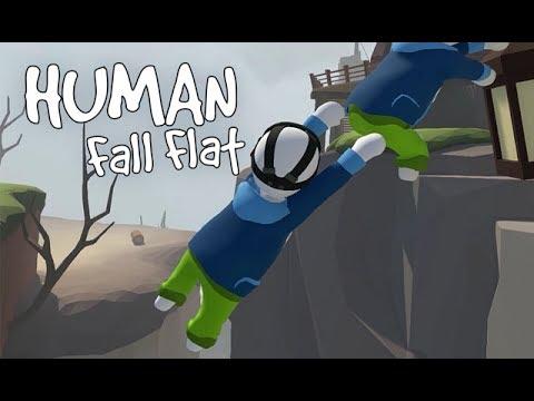 Human Fall Flat - Cowabunga!!!