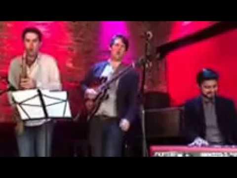 Sam Dillon, Aleksi Glick, Sharik Hasan and Nolan Byrd at Rockwood Music Hall