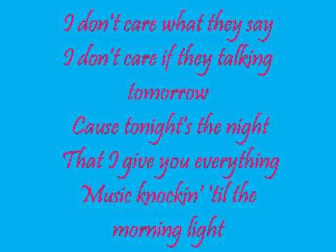 Beyonce - Party with Lyrics