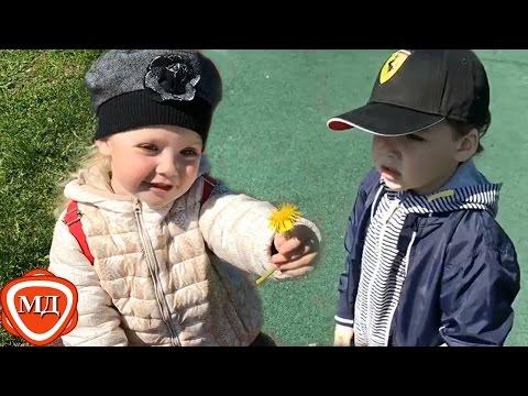 Дети Пугачевой и Галкина: новое видео детей Пугачевой и