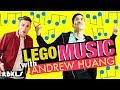 How to Make a LEGO Song (w/ Andrew Huang) - REBRICKULOUS