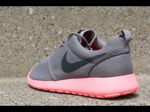 Nike Roshe Run Mango V2 Review / Test Run