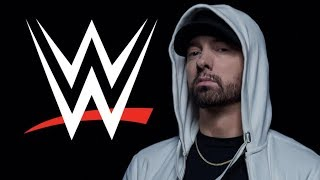 Eminem Signs Deal with WWE for WWE 2K20!!!