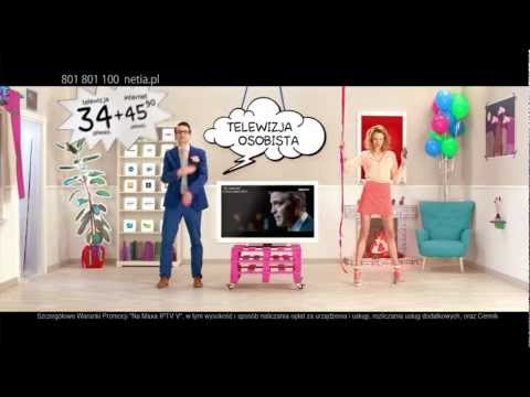 Reklama Netia 2013