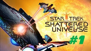 Star Trek: Shattered Universe Walkthrough Mission 1: Shattered Universe (Cheat)