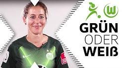 Kino oder Netflix?! | Anna Blässe in Grün oder Weiß | VfL Wolfsburg Frauen