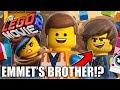 THE LEGO MOVIE 2 *Rex Dangervest* NEW Main Minifigure Revealed!
