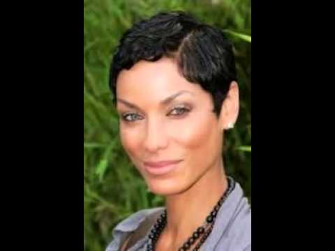 Very Short Hairstyles For Black Women - YouTube