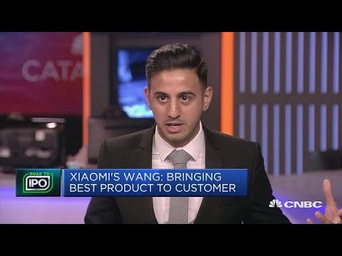 Chinese Smartphone Maker Xiaomi Files For Massive Hong Kong IPO from YouTube · Duration:  58 seconds