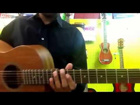 Sunlite Parlor acoustic demonstration