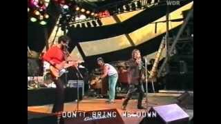 Eric Burdon Band - Loreley Open Air Festival (1982)